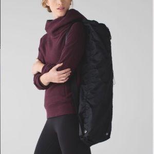 Lululemon The Yoga Bag Black